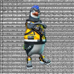 حيوان البطريق فريفاير