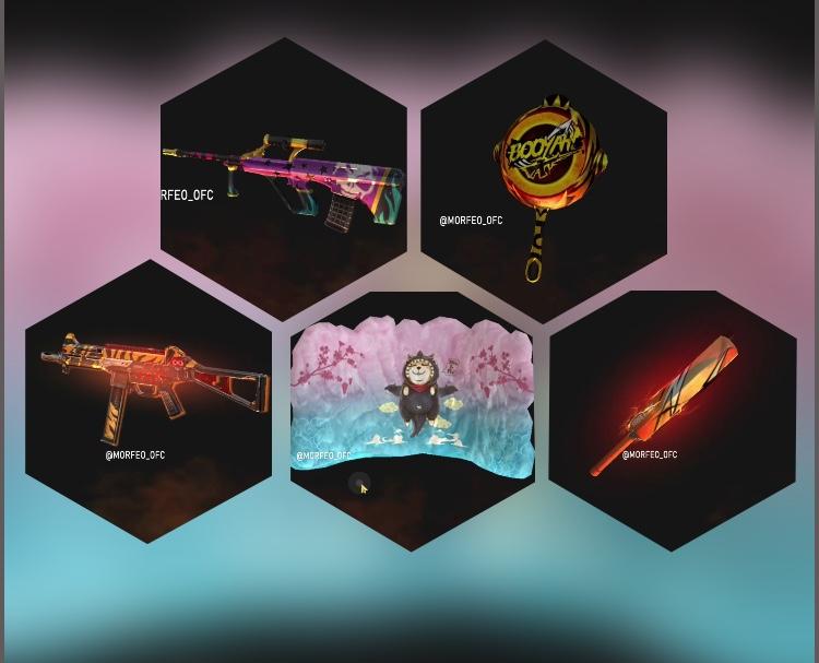 سكينات الأسلحة